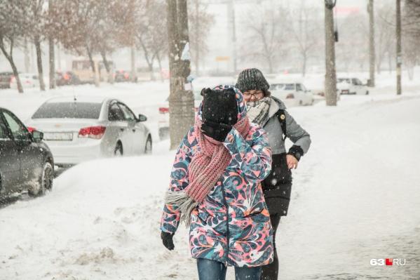 От мокрого снега не спрятаться — не скрыться