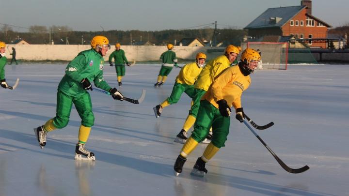 В Казани «Водник» сыграл вничью с местным «Динамо»