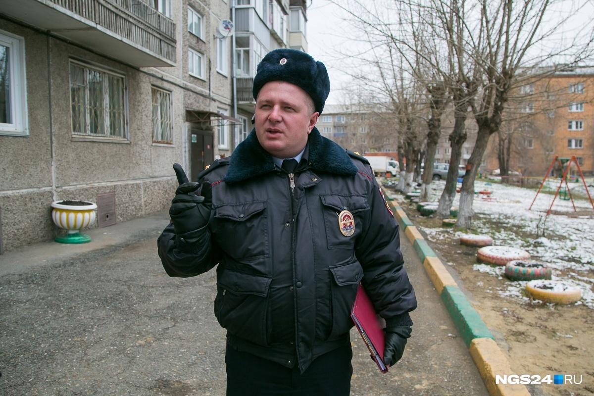 Младший брат Вадима также готовится к службе в органах