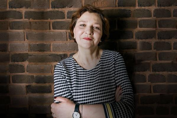 Елена Панфилова — один из главных экспертов по коррупции в России