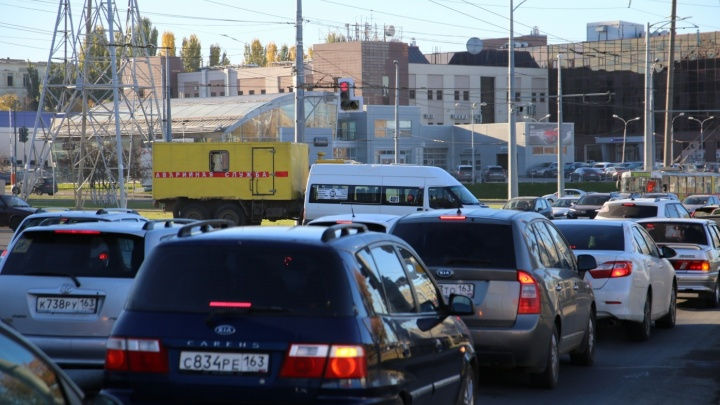 «Будут эвакуировать»: в Самаре запретили остановку авто на кольце у Центрального автовокзала