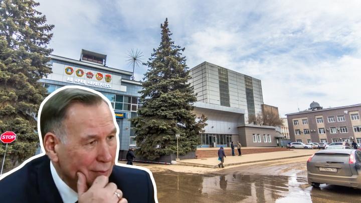 Суд вернул уголовное дело экс-директора РКЦ «Прогресс» Александра Кирилина на доследование