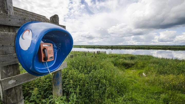 Жители области смогут бесплатно звонить с любого таксофона универсального обслуживания «Ростелеком»