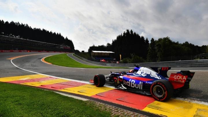 Даниила Квята оштрафовали на 20 позиций на старте Гран-при Бельгии