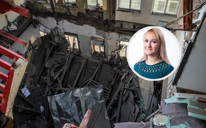 Юлия звонила по номеру 112, когда увидела начало обрушения. Разработчик этой системы объяснил, почему она не работает