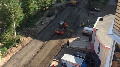 В Архангельске из-за ремонтов до конца сентября частично перекроют Новгородский проспект