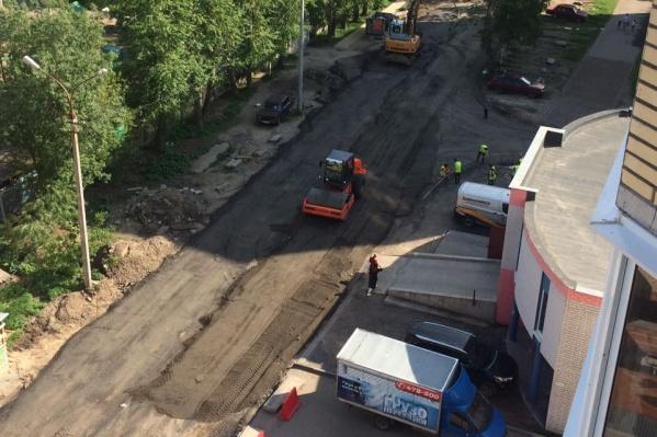 На ремонт Новгородского проспекта потратят 53,3 миллиона рублей