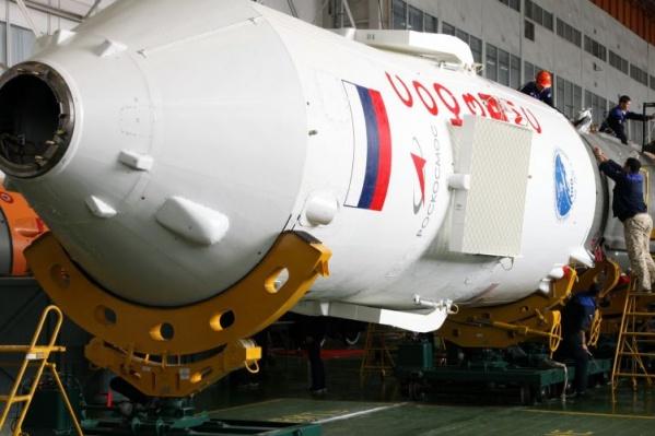 Ракета «Союз-ФГ» дала сбой во время полета<br>