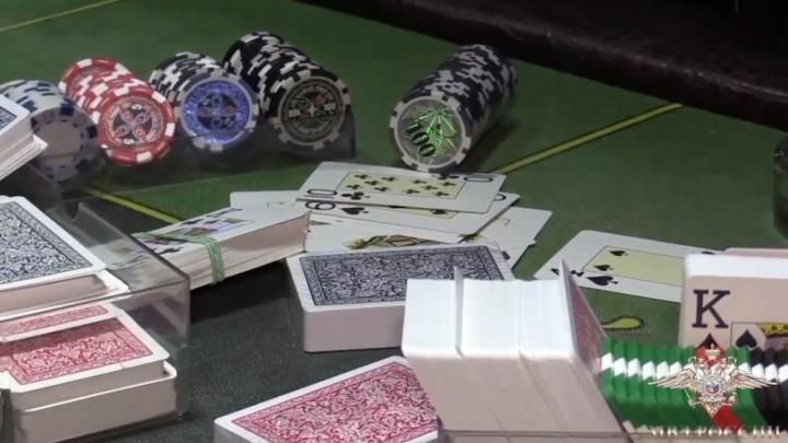 Чебуреки к «блэк-джеку»: предприниматель из Шахт замаскировал казино под закусочную