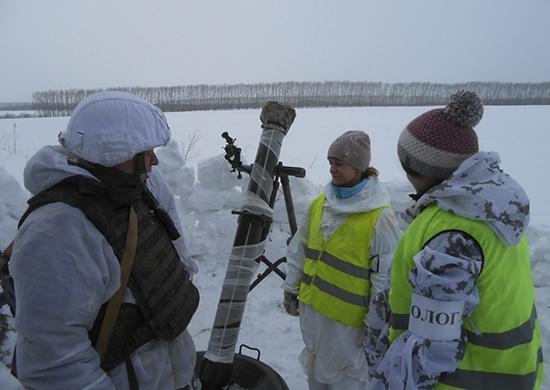 Новосибирским военным устроили психологические тесты на полигонах