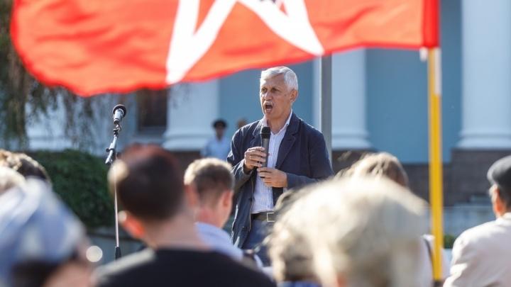 «У меня больше результат»: в Волгограде Михаил Таранцов не признал победу Алексея Волоцкова