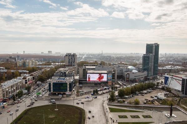 Владельцы ГУМа хотят застроить площадку перед входом в торговый центр