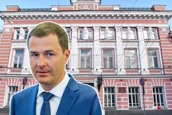 В мэрии Ярославля происходит обновление кадров