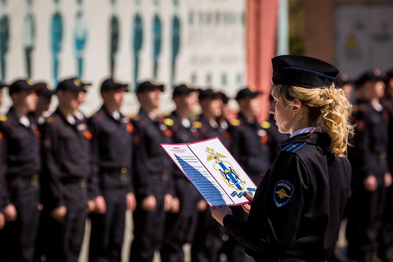 Торжественное мероприятие прошло рядом с Центром профессиональной подготовки областной полиции