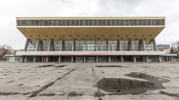 Профсоюзы подарили Дворец спорта администрации Волгоградской области