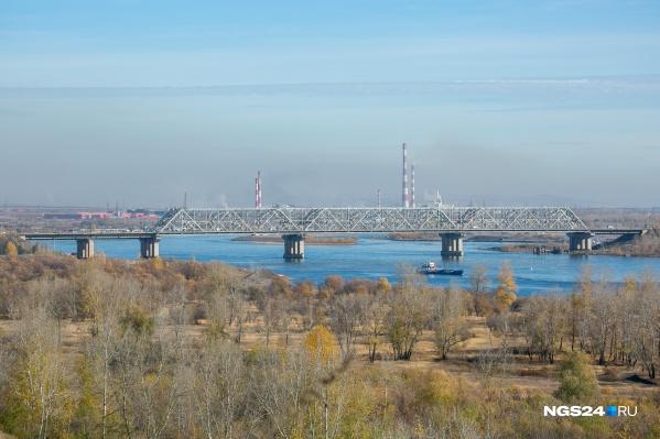Прямую трансляцию исторической реконструкции на мосту можно будет смотреть на экране МВДЦ «Сибирь»