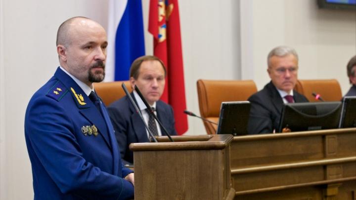 Запрет YouTube, угроза штрафа за датчики и увольнение Давыденко: вспоминаем, чем запомнился прокурор Савчин