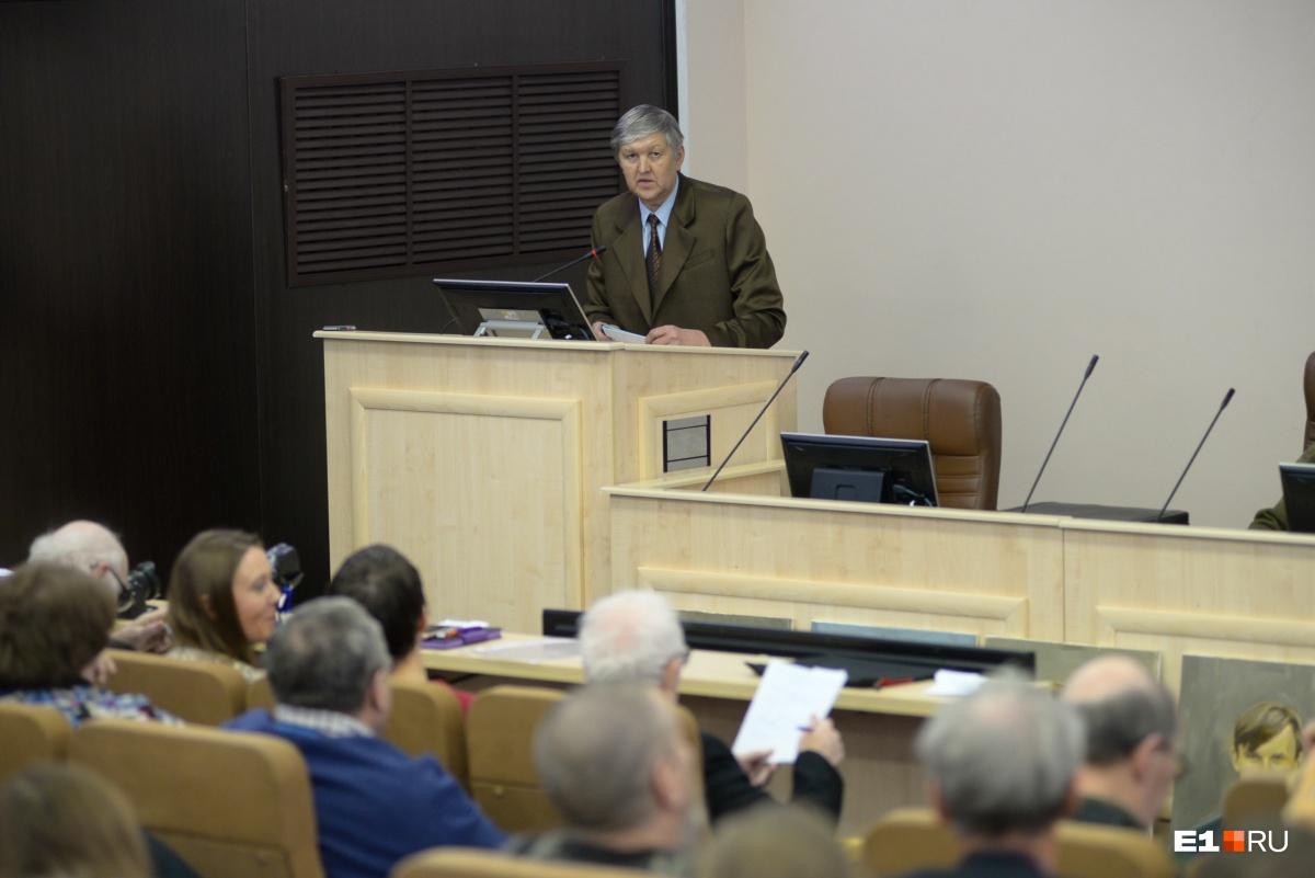 Юрий Якимов объявил, что дятловцы погибли от «агрессии НЛО»