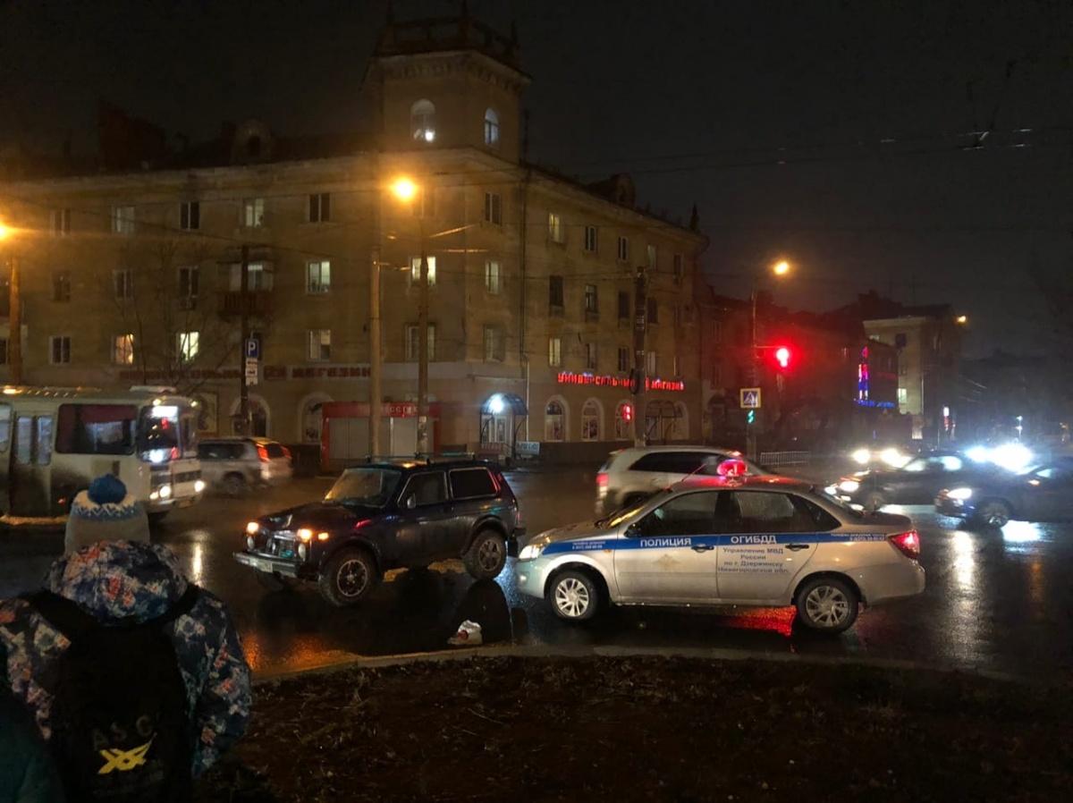 Смертельное ДТП в Дзержинске