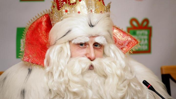 Дед Мороз посетит Уфу в рамках предновогоднего турне