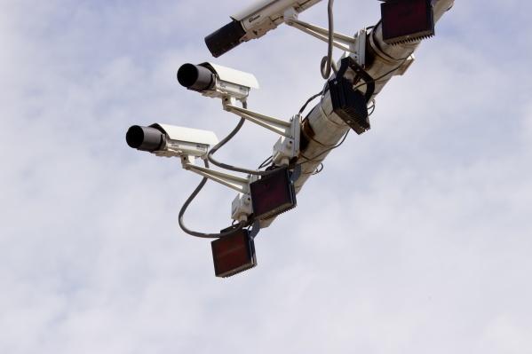 Пока камеры работают в тестовом режиме