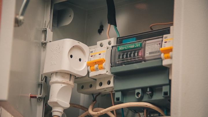 Света нет: на этой неделе несколько сотен домов в Ростове останутся без электричества