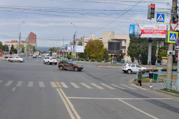 Заезжать с Ленина на Осипенко нельзя будет вплоть до ночи 4 мая