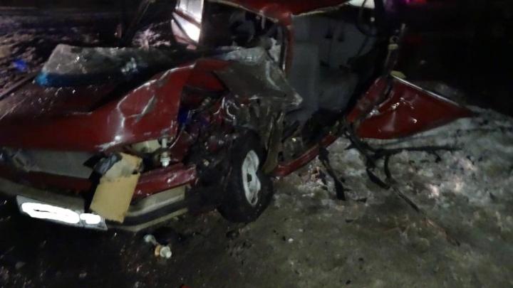 В Плесецком районе после ДТП в больнице скончался от травм мужчина