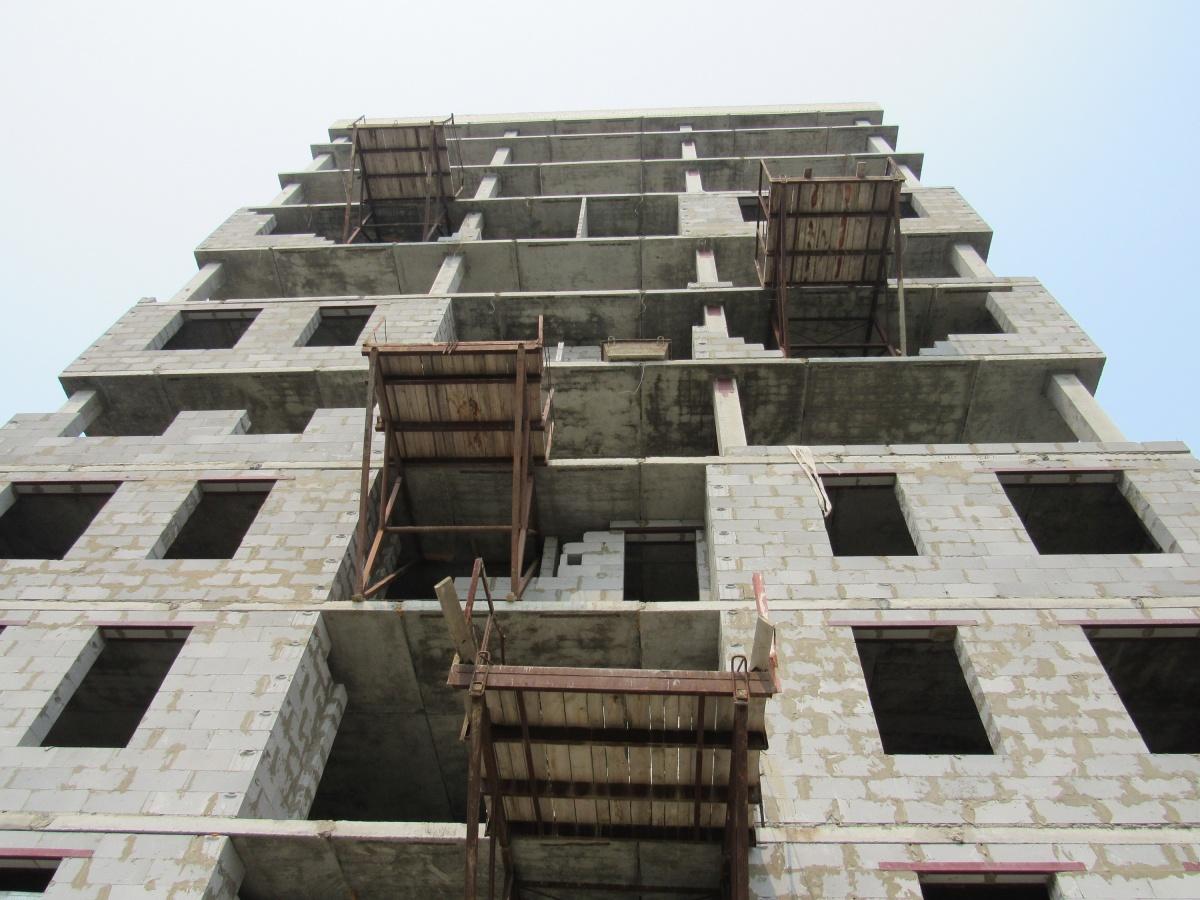 Даже при наличии денег в бюджете, жилье для детей-сирот ещё предстоит построить