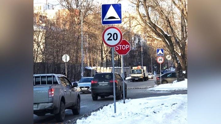 Только после смертельного ДТП на «проклятом»перекрестке Эльмаша поставили знаки