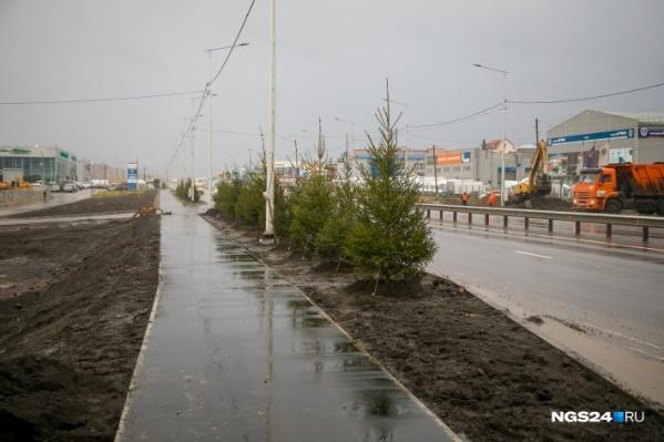 К ремонту на проспекте Котельникова у контролеров вопросов нет