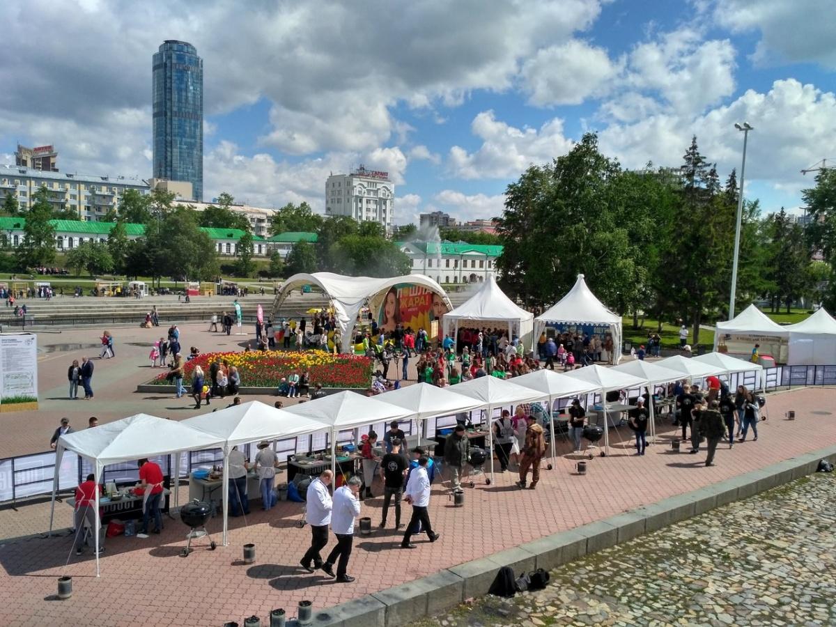 Что нас ждёт на выходных: медведи на гироскутерах, концерт HammAli & Navai и фестиваль барбекю