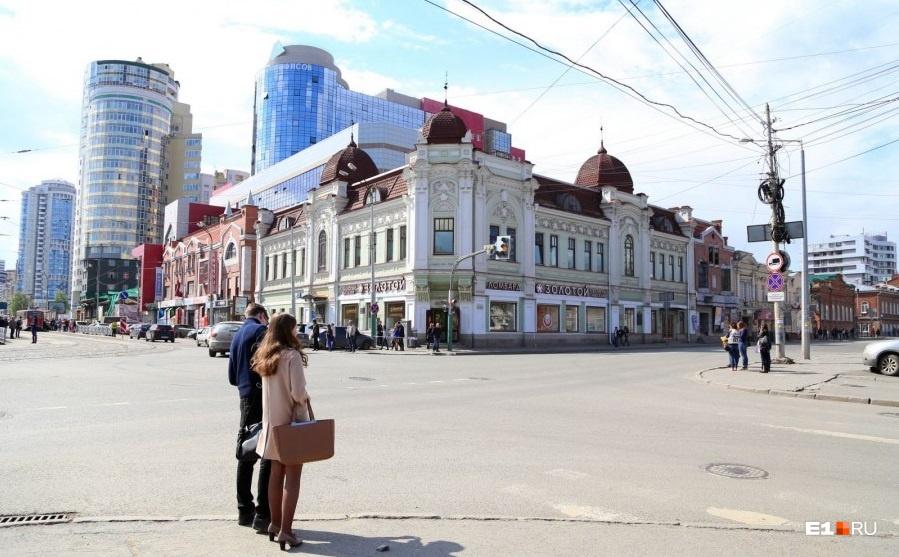 Из этого дома в годы Великой Отечественной войны вещал Юрий Левитан
