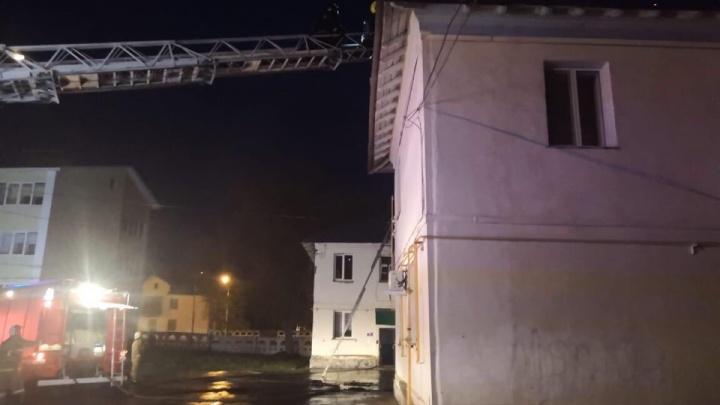 Пожаром в Башкирии, где погибла женщина, занялись следователи