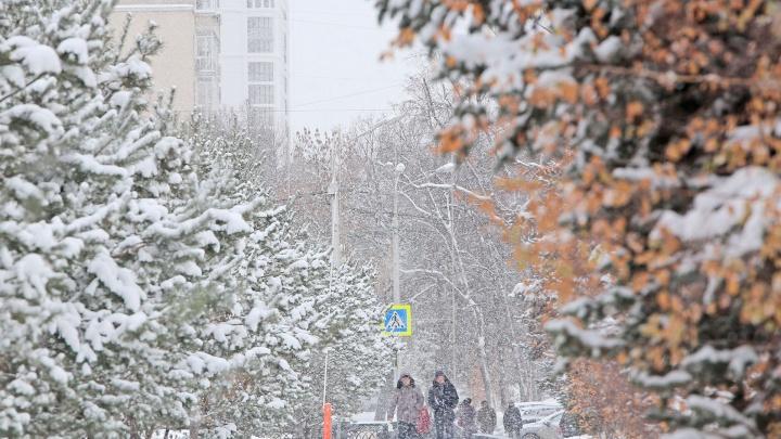 Ураганный ветер и метели: Башкирии объявили штормовое предупреждение