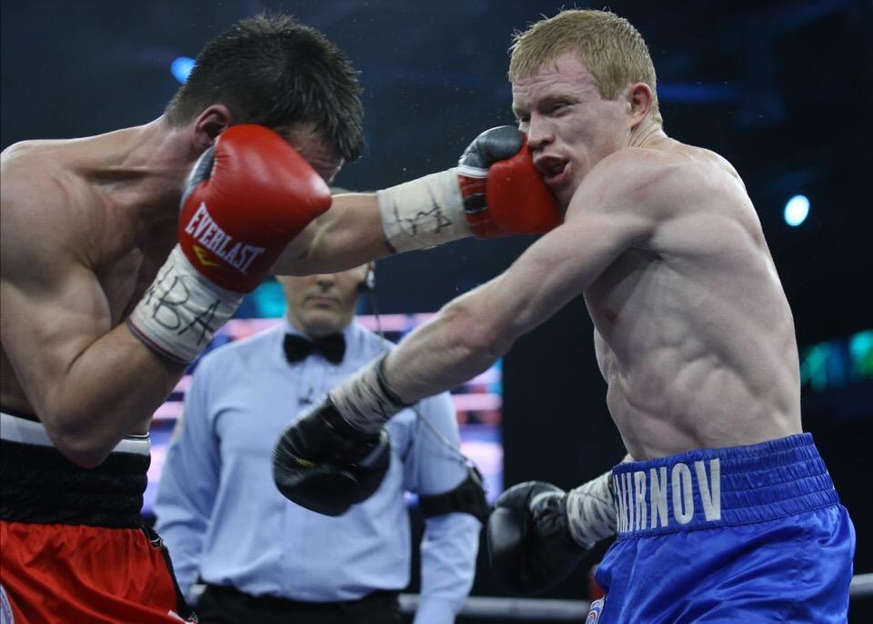 В Екатеринбурге прошёл первый в этом году международный турнир по профессиональному боксу