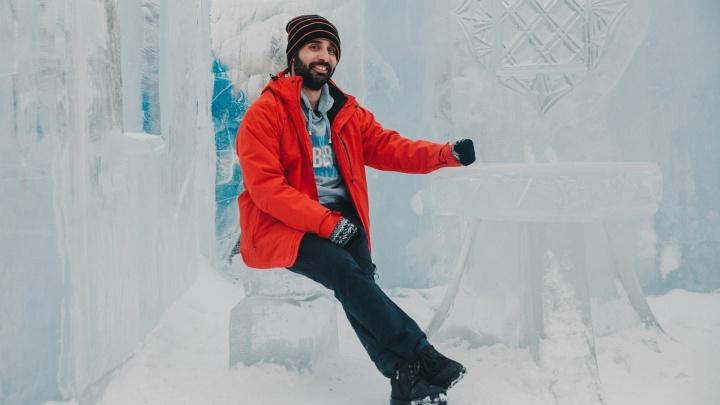 Хавьер, обожающий снег: история испанца, который приехал в Тюмень за любовью, но до сих пор один