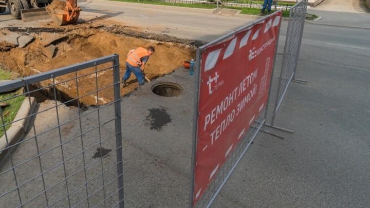 В Перми на месяц перекроют участок улицы Луначарского
