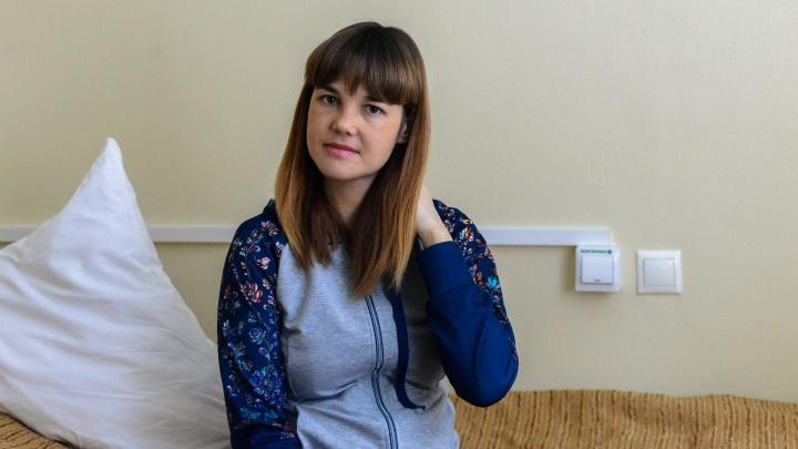«Мы с сыном ещё не виделись»: сибирячке пришлось родить на 7-м месяце из-за страшной инфекции сердца