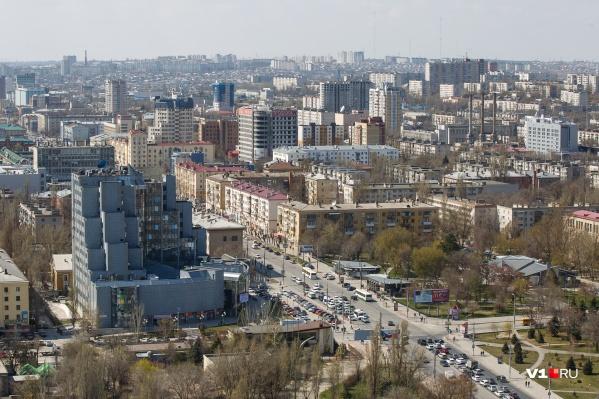 Мужчина переехал из Фролово и устроился на работу в Ворошиловском районе Волгограда