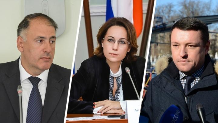 Самым богатым чиновником Ростова оказался глава управления благоустройства Иван Берекчиев