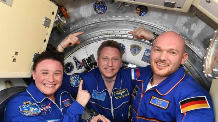 Ждём на Земле: утром 20 декабря уральский космонавт Сергей Прокопьев вернётся домой с МКС
