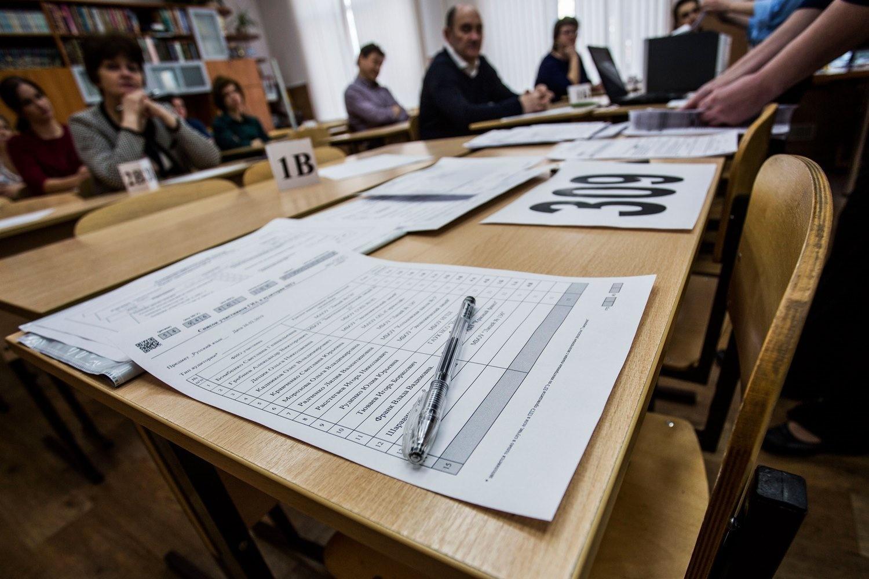 На решение заданий у участников ушло около 40 минут — на настоящем экзамене дают три часа