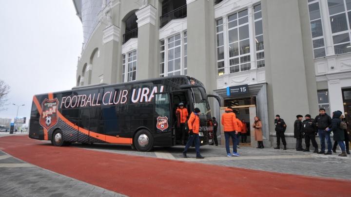 Шпаргалка для болельщика: всё о работе стадиона во время матча «Урал» — «Спартак»