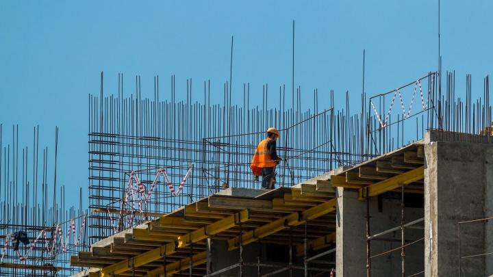 На Третьей просеке хотят построитьклубный комплекс из 8–9-этажных домов