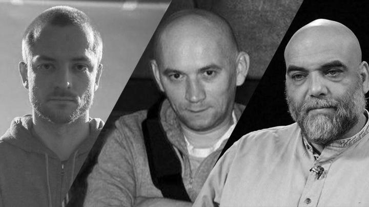 Александра Расторгуева и его съемочную группу перед убийством допрашивали боевики