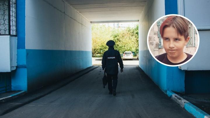 В Омске третьи сутки не могут найти 13-летнего мальчика