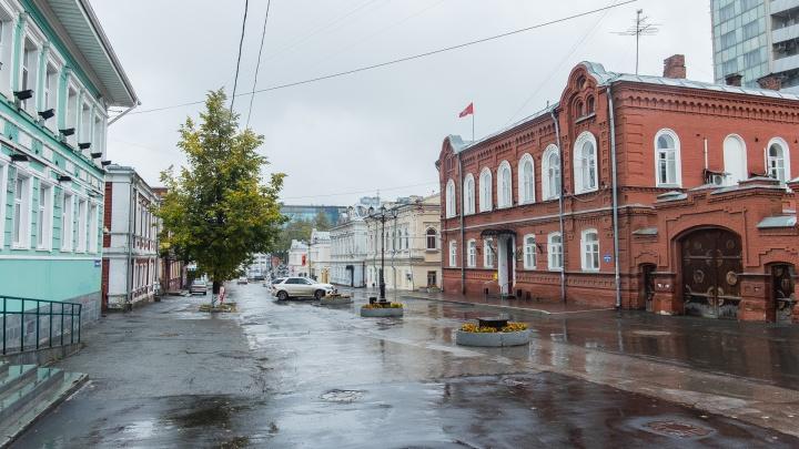 Мокрый снег и сильный ветер. МЧС сообщило об ухудшении погоды в Прикамье