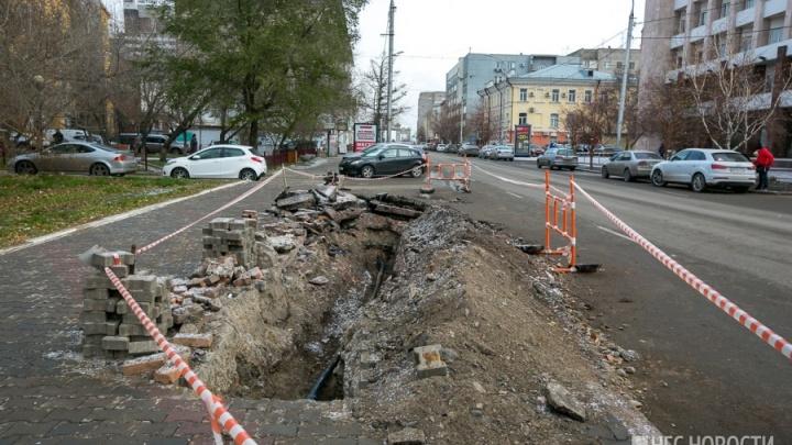 Авторов скандального ремонта на проспекте Мира заподозрили в хищениях