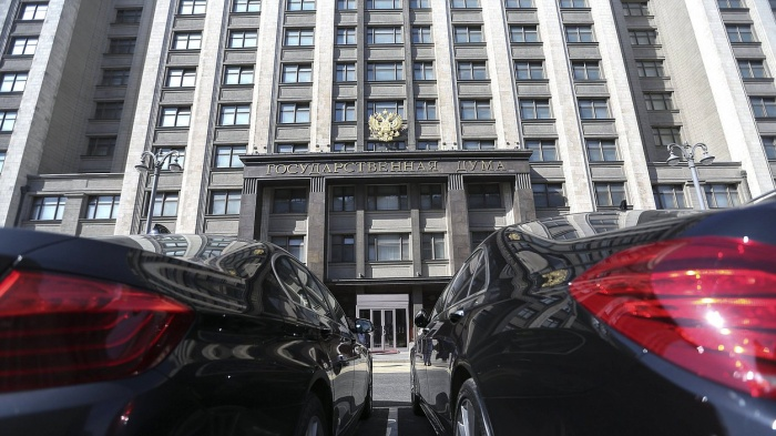 За повышение НДС проголосовали только депутаты «Единой России»